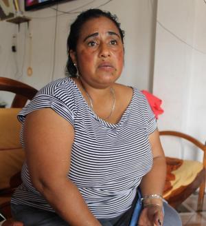 Paola Ávila perdió a su único hijo en un accidente de tránsito; un dolor que aún no supera