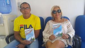 Hoy en Manta se realiza la presentación del libro 'Un testimonio fidedigno para la historia'