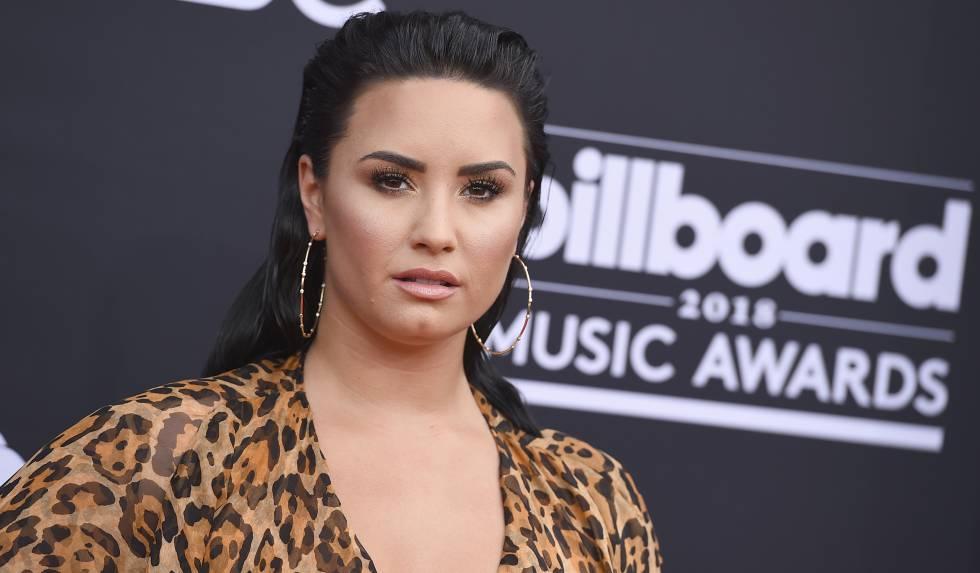 Demi Lovato está ''contenta'' por el compromiso de su exnovio Wilmer Valderrama