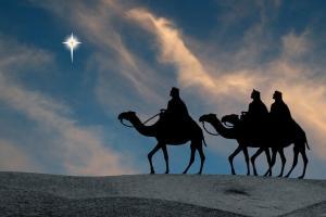 DÍA DE REYES MAGOS: Oro, incienso y mirra para el niño Jesús