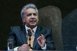 Presidente de Ecuador augura éxitos a Sánchez en su Gobierno en España