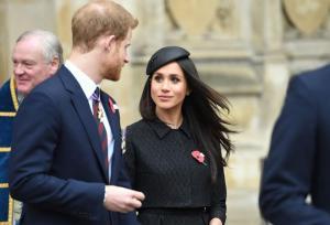 Enrique y Meghan darán un ''paso atrás'' como miembros de la realeza británica