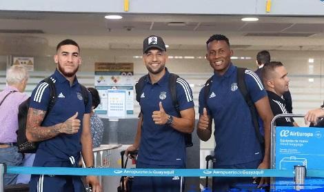 Emelec jugará amistosos contra Sétif de Argelia y CFR Cluj rumano en pretemporada en España