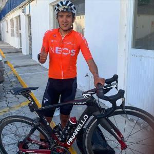 Richard Carapaz, otra estrella confirmada para el Tour Colombia 2020