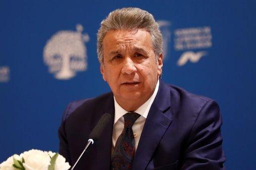 El presidente de Ecuador Lenín Moreno acudirá a la investidura de Giammattei en Guatemala