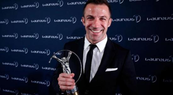 Alessandro Del Piero es la estrella invitada de la 'Noche Amarilla' de Barcelona