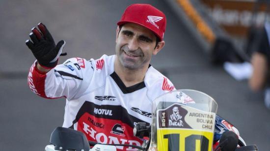 El Dakar guarda un minuto de silencio en honor al portugués Paulo Gonçalves