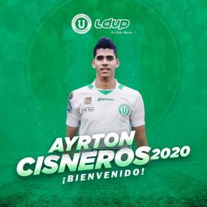 Francisco Mendoza y Ayrton Cisneros, nuevos jugadores de Liga de Portoviejo