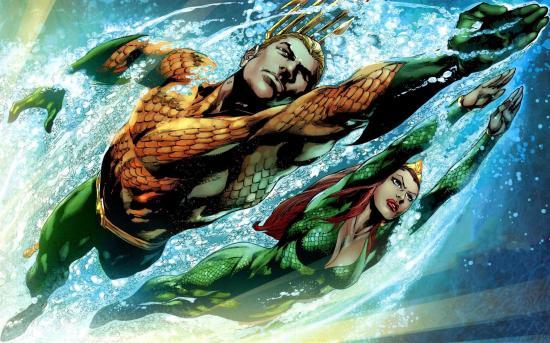 HBO prepara una miniserie de Aquaman