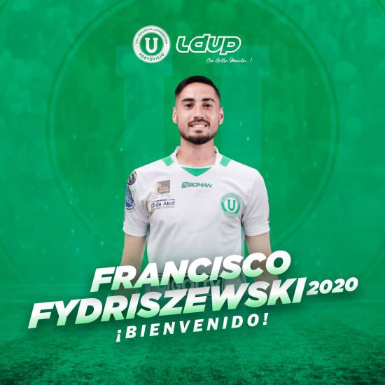 Francisco Fydriszewski es la nueva contratación de Liga de Portoviejo