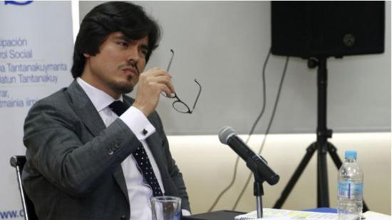 El presidente de Ecuador designa a tercer secretario Anticorrupción en un año