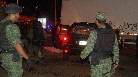 Mueren 11 presuntos sicarios en choque con militares en el noreste de México