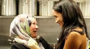 Meghan dedica parte de su tiempo en Canadá a visitar organizaciones sociales
