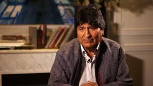 Evo Morales: 'Fue un error volver a presentarme'