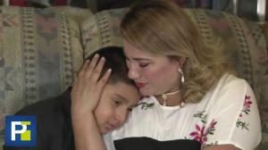 Niño es encontrado abandonado y golpeado en Nicaragua, sospechan del padre