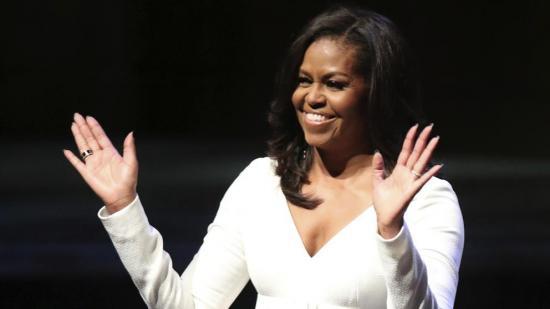 Michelle Obama comparte lista de música que incluye a Bruno Mars y Ed Sheeran