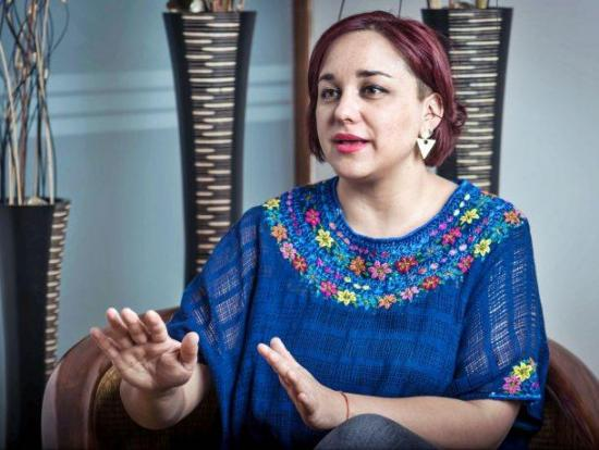 Gabriela Rivadeneira dice que hay nuevo tipo de dictadura en Ecuador
