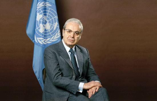 Exsecretario general de ONU Javier Pérez de Cuéllar cumple 100 años en Lima
