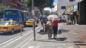 Radiación UV entre ''moderada'' y ''extremadamente alta'' en la Sierra ecuatoriana