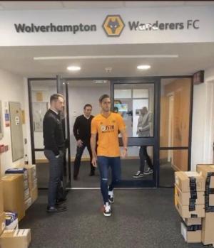 El ecuatoriano Leonardo Campana ya es jugador de Wolverhampton de la Premier League