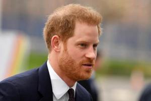 El príncipe Enrique se reúne en Canadá con Meghan para iniciar su nueva vida