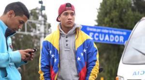 La integración socioeconómica de venezolanos, el reto de Ecuador para 2020