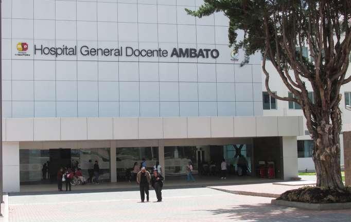 Detienen a la supuesta madre de la bebé abandonada que falleció en Ambato