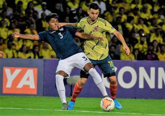 Colombia se reivindica bajo la estela de Carrascal y hunde a Ecuador por 4-0