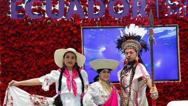 Ecuador apuesta por turismo sostenible, que sea segunda fuente de riqueza
