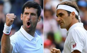 Djokovic y Federer barren a sus rivales para acceder a tercera ronda
