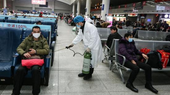 La OMS decide no declarar la emergencia internacional por el coronavirus de Wuhan