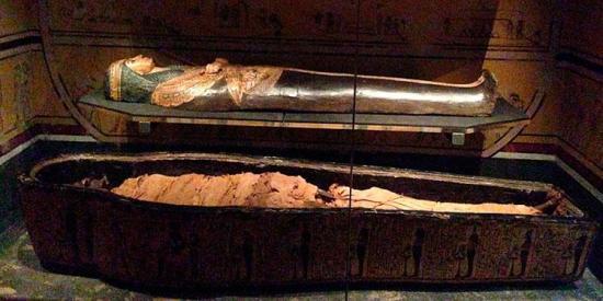 Científicos logran ''hacer hablar'' a una momia de hace 3.000 años