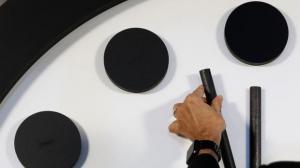 El 'Reloj del Juicio Final' se acerca rápidamente al cero, según el Boletín de los Científicos Atómicos