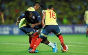 Argentina y Chile luchan por el liderato, Ecuador se juega sus últimas cartas