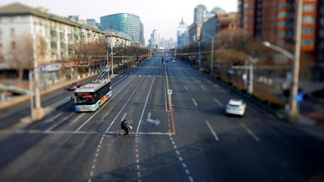 China vive el Año Nuevo más triste a causa del virus