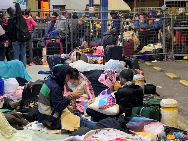 Gobierno venezolano acusa a Perú de criminalizar a emigrantes venezolanos