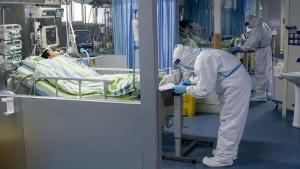 Se elevan a 41 las muertes por coronavirus en China, con 1.287 infectados
