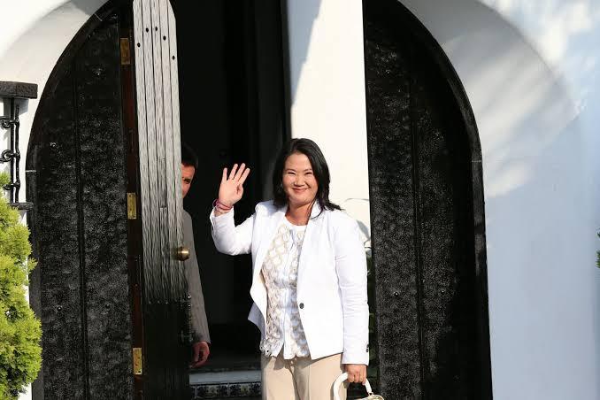 Keiko Fujimori vuelve a prisión por 15 meses debido a peligro de fuga