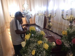 Joven de 20 años muere luego de agonizar tres meses
