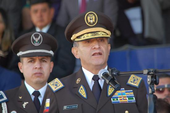 Nuevo comandante de la Policía Nacional espera modernizar la institución