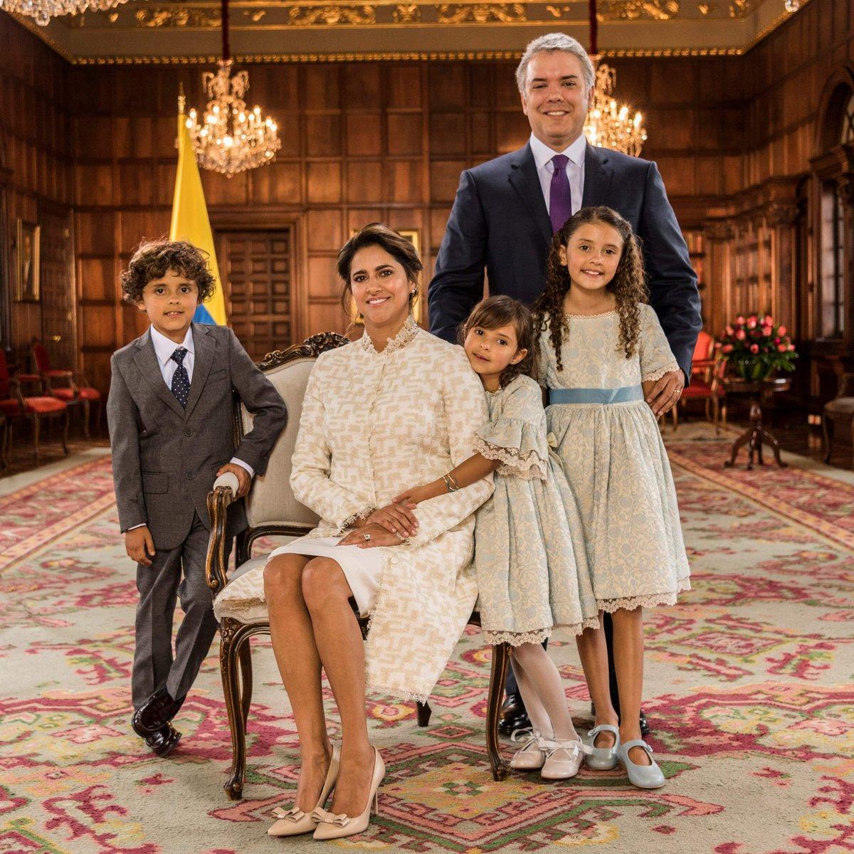 Polémica en Colombia porque primera dama usó avión presidencial para ir a un cumpleaños con sus hijos