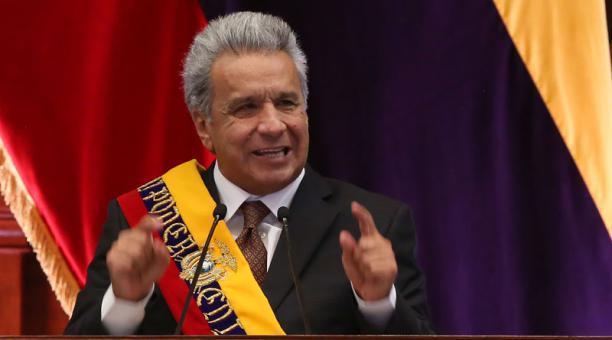 Presidente de Ecuador rechaza recibimiento hostil a Juan Guaidó en Venezuela