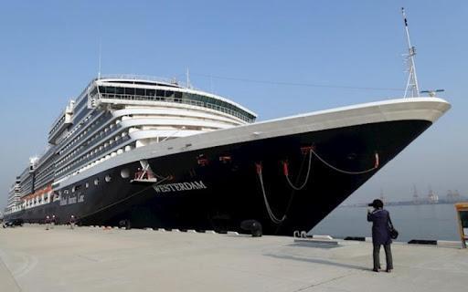 Camboya recibirá crucero rechazado por otros países por miedo al coronavirus