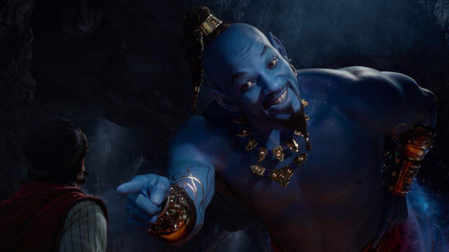 En marcha la secuela Aladdin con Will Smith