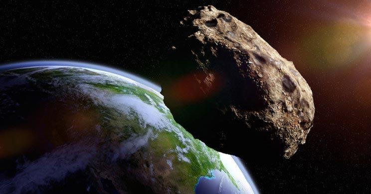 Asteroides inofensivos pueden acabar chocando con la Tierra