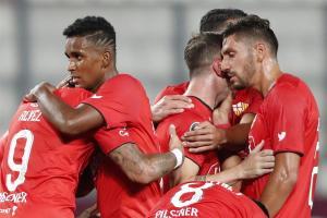 Barcelona cae en Perú pero avanza a la tercera fase de Copa Libertadores