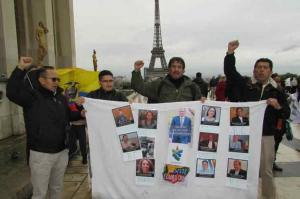 Activistas denuncian ante ONU acoso del Gobierno ecuatoriano a la oposición