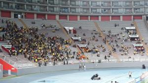 Barcelona SC se pronuncia tras accidente de bus con sus hinchas en Perú