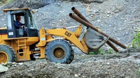 Firma canadiense explora mina de segunda generación en Sigchos