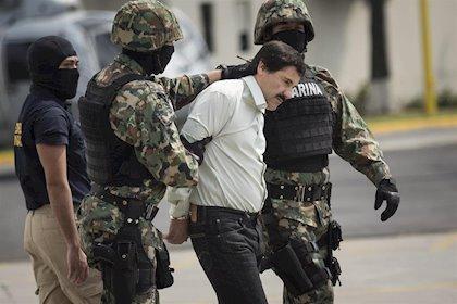 En libertad tres testigos protegidos que han colaborado en la investigación contra 'El Chapo' Guzmán